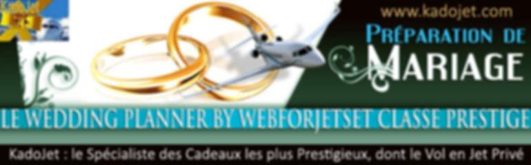 wedding planner   liste de mariage   jet privé   jet prive   Offrez Des Billets De Jet Privé   kadojet