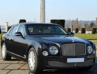Bentley blindee B6-B7, Bentley armored B6-B7