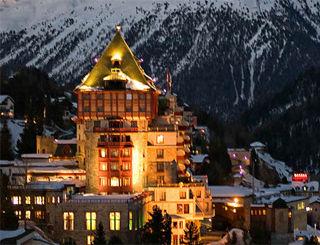 Chalet de Luxe Gstaad