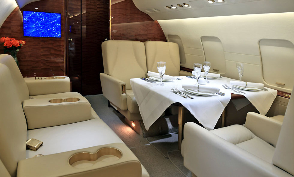 Challenger 604 | jet privé | jet prive | Offrez Des Billets De Jet Privé À Vos Clients | Kadojet