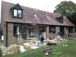 Brickwork & Windows