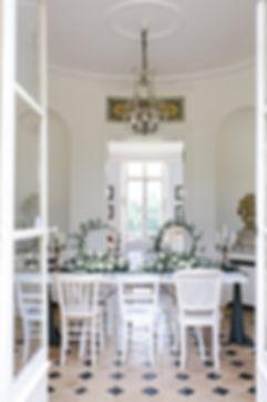 chateau mariage paris chic champêtree chapiteau bambou