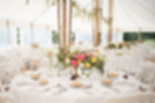 french wedding venue château chapiteau bambou mariage