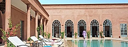location villa maroc marrakech golf piscine rent vila marrakech swimming pool golf