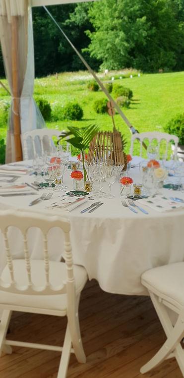 mariage chic et champêtre se marier dans u chateau se mrier dans un château chapitea bambou pour mariae location chapiteau bambou location chateau