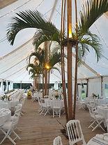 mariage paris chateau chapiteau bambou