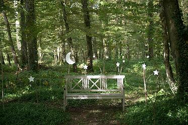 Romantic Way vers la forêt