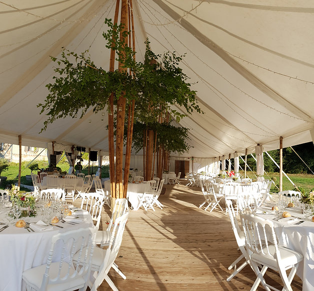 bambou bambou chapiteau tente bambou mariage bambouctou structural vallery paris château