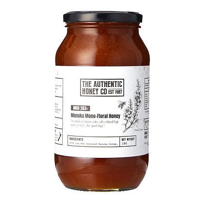 Mono-floral Manuka Honey MGO 263+ (UMF10+) 1KG
