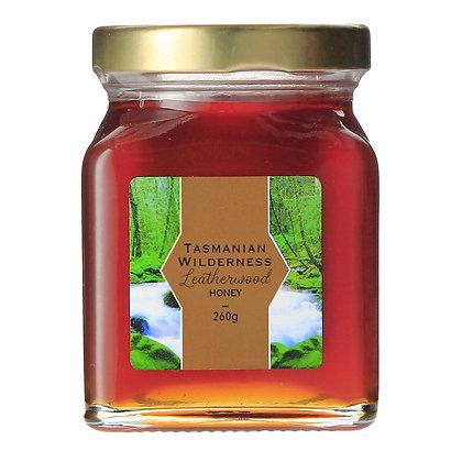 Raw Leatherwood Honey (260g)