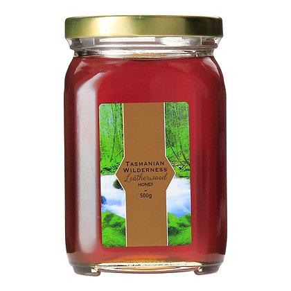 Raw Leatherwood Honey (500g)