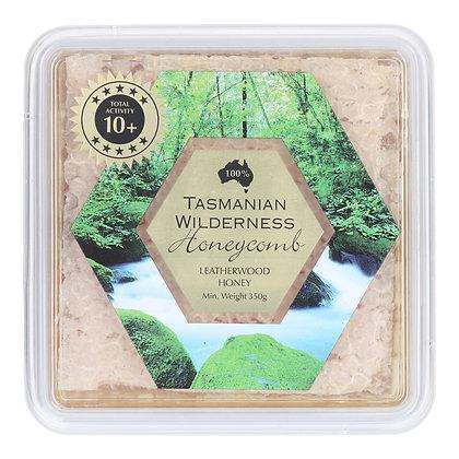 Tasmanian Leatherwood Honeycomb TA 10+ (350g)