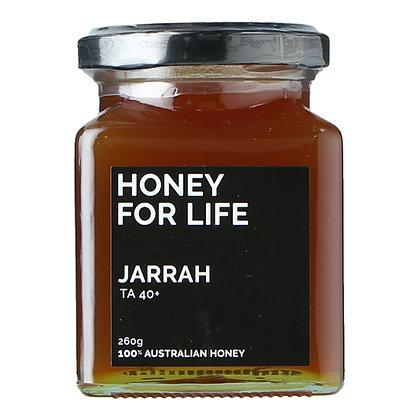 Honey for Life - Jarrah Honey TA40+ (260g)