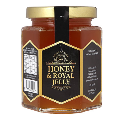 Honey & Royal Jelly (250g)