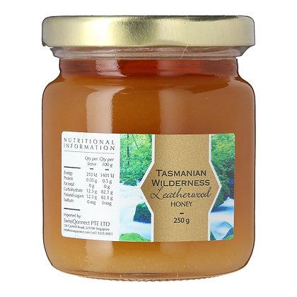 Raw Leatherwood Honey (250g)