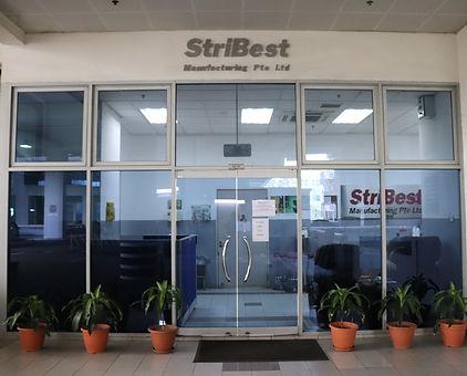 StriBest Lobby