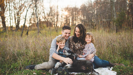 איך להגיע למערכות יחסים טובות יותר עם בן/ת הזוג והילדים