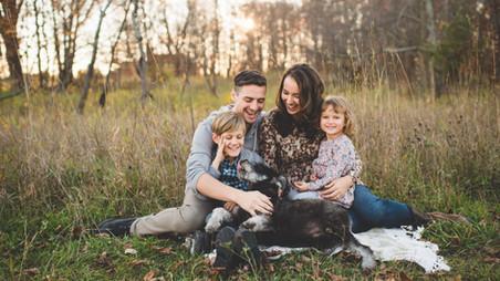 Comment poser un Cadre familial plaisant et durable en 7 étapes seulement!