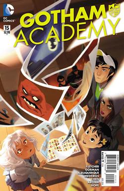 Gothan academy 15