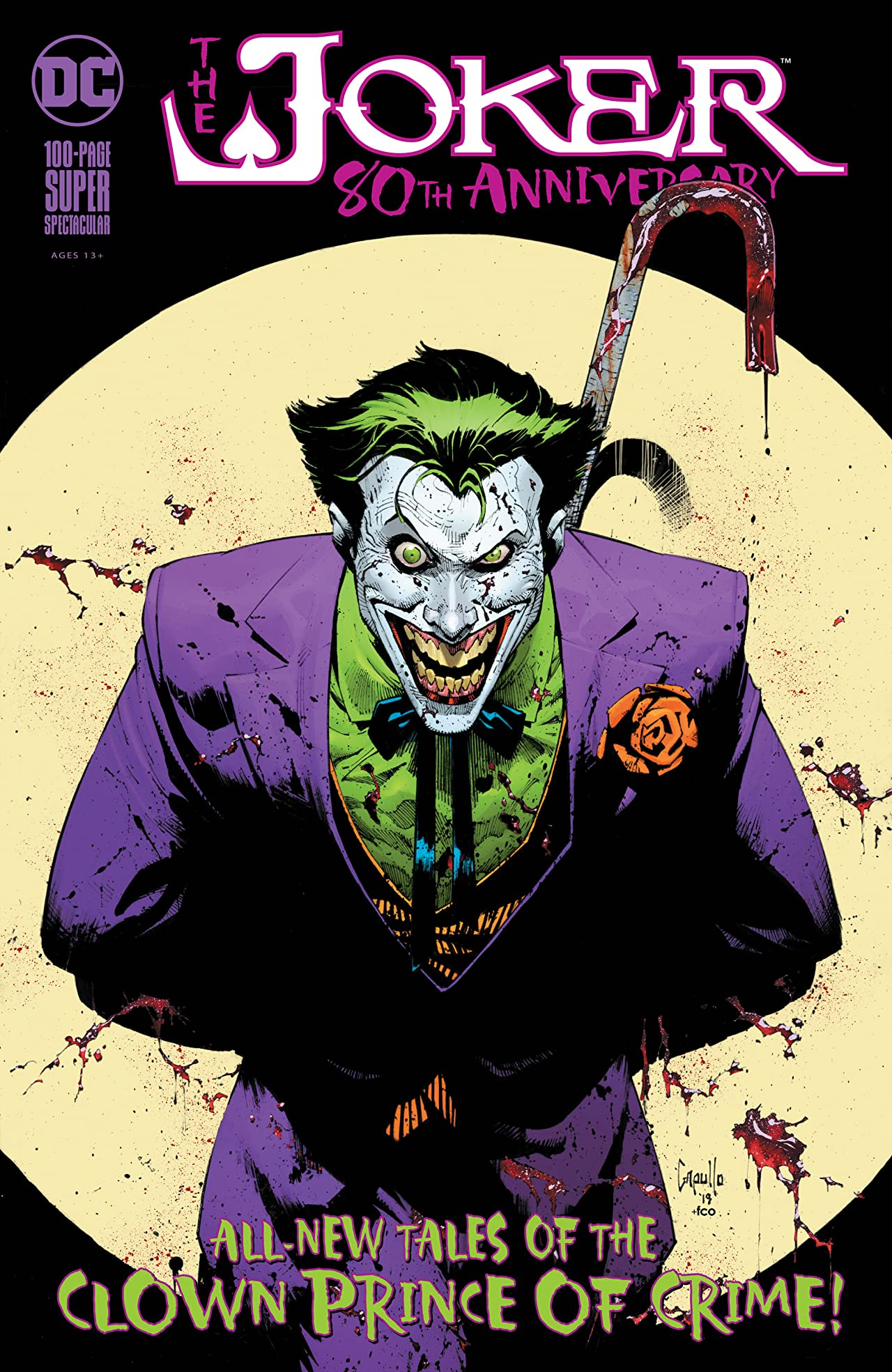 Joker 80th ( DC comics)