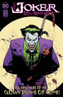 Joker 80th ( DC comics)