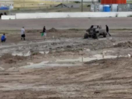 If The Mud aint Flyin'….You aint Tryin'!!
