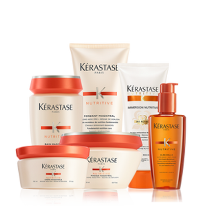 NUTRITIVE NUTRITIVE DRY TO SEVERELY DRY HAIR