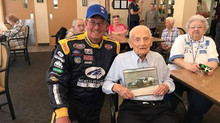 Joe Baker's 102nd Birthday Made Special With A Surprise