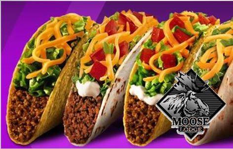 Taco Night at Cheyenne Moose Lodge