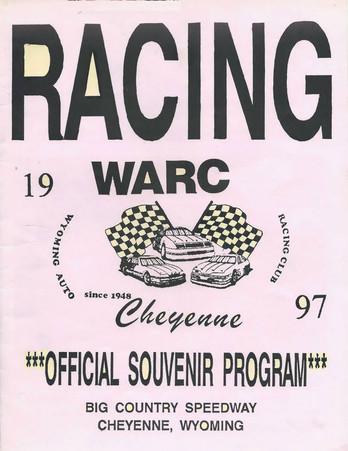 Blast From The Past-1997 Racing Program