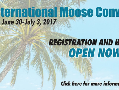 2017 International Moose Convention