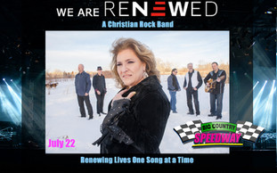 Race Day & Free Concert After The Races- RENEWED- July 22nd