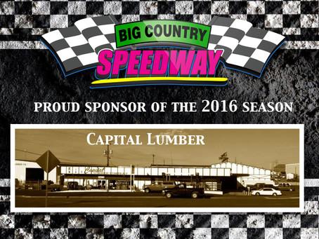 Capital Lumber Company- 2016 Sponsor