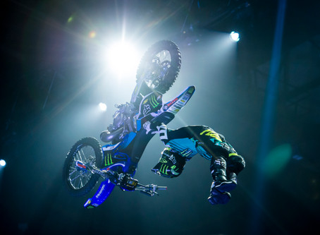 Nitro Circus Live at BCS -Get Pre-sale tickets now with promo code NITRO