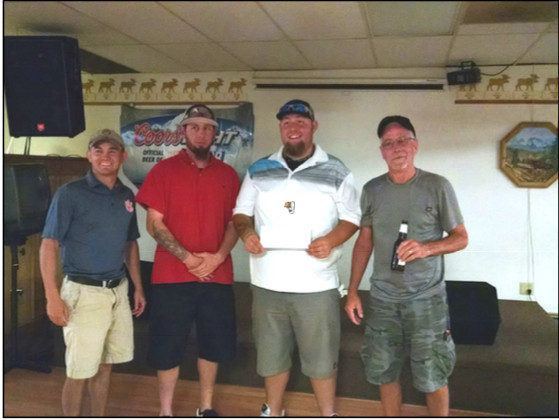 Moose Lodge Golf Tournament
