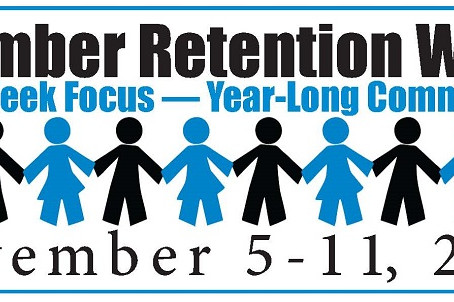 Member Retention Week - November 5-11, 2017