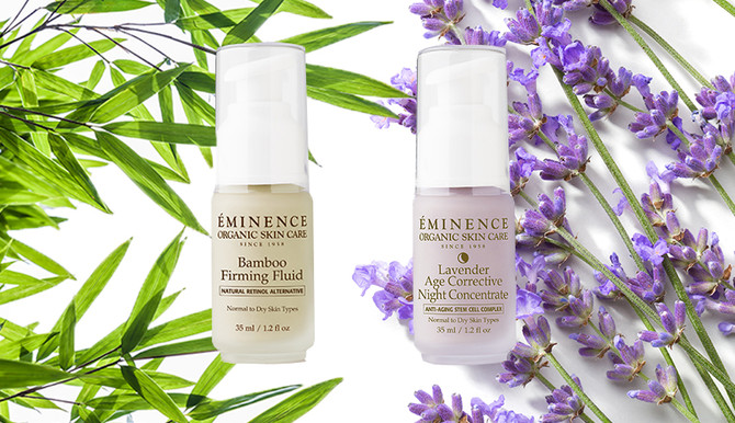 Better Together: Age Gracefully With Two Eminence Organics Concentrates