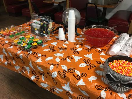 Kids Halloween Party- 2016