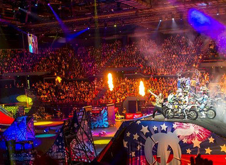 Breaking News- Nitro Circus Live Coming to Big Country Speedway- August 27th