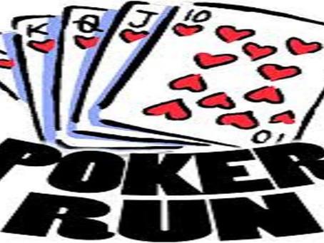 50/50 Motorcycle Poker Run - July 8, 2017