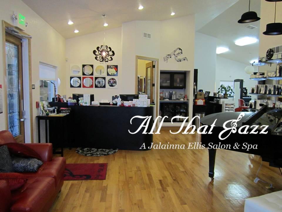 Spa | Cheyenne | All That Jazz Salon and Spa