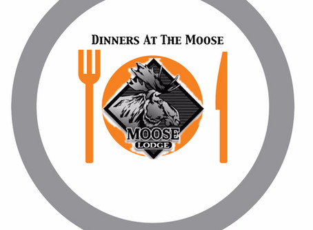 May Dinning At The Moose