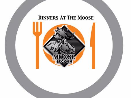 May Dinning At The Moose