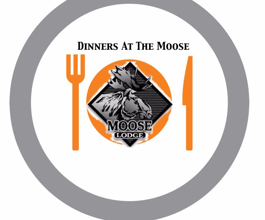 Dinners at Cheyenne Moose Lodge