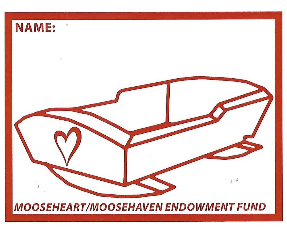 Moose Endowment Fund Cradle Fundrasier