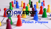 On Edge Promotions Partner Program
