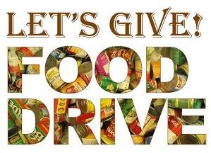 WOTM Community Service Food Drive
