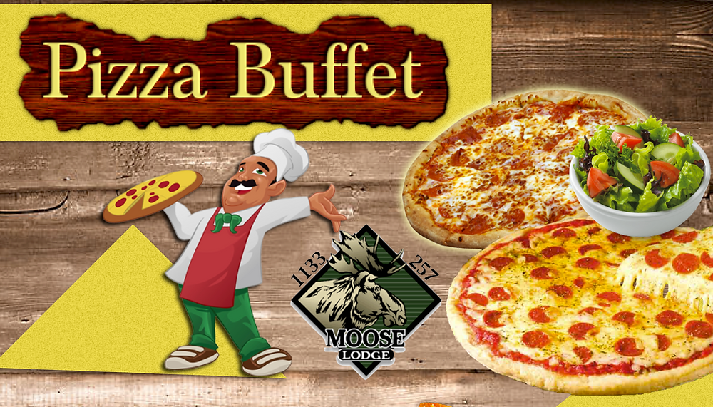 Pizza and Salad Buffet