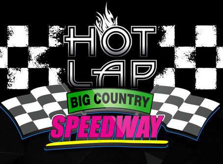 Big Country Speedway Opening for First  Practice April 8th, 2017