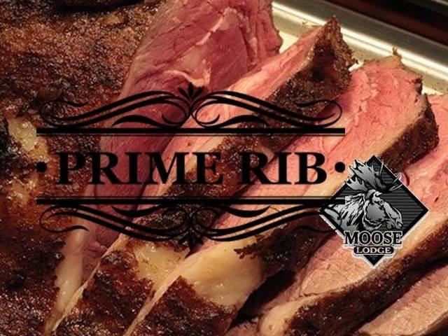 Cheyenne Moose Lodge Prime Rib Night